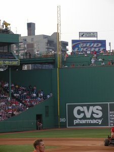 Fenway Park's Fisk Pole