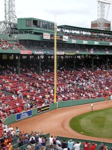 Fenway Park's Pesky Pole