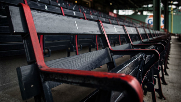 Fenway Park, Infield Grandstand Seating, Third Base Side